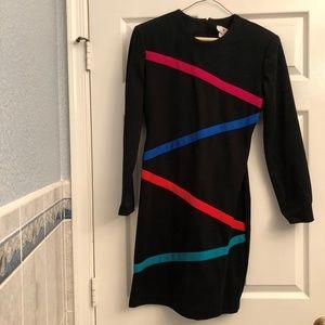 Vintage 80's Scarlett Knits Dress
